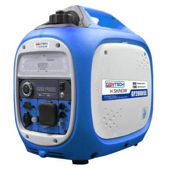 INVERTOR GENERATOR DIGITAL SINEWAVE 2KVA BLUE