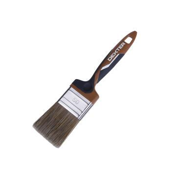Flat brush DEXTER Lasure 50mm