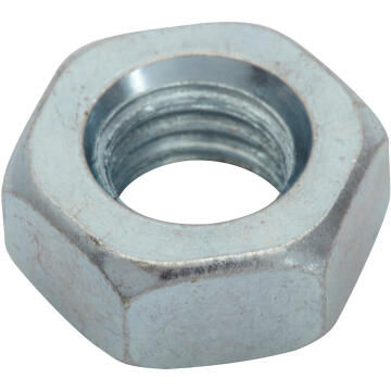 Hexagon nuts zinc plated 10mm 4pc standers