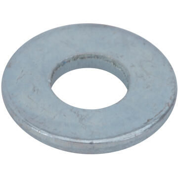 Flat washer medium middle zinc plated D3mm 100pc standers