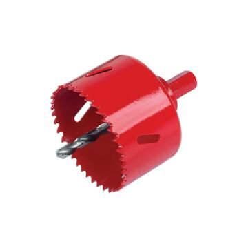 Hole saw WOLFCRAFT bim with HEX adapter 92mm