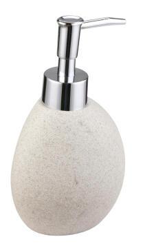 Soap dipsenser SENSEA Gypso stone