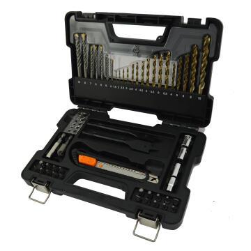 Set of drill bits DEXTER PRO 52 pieces