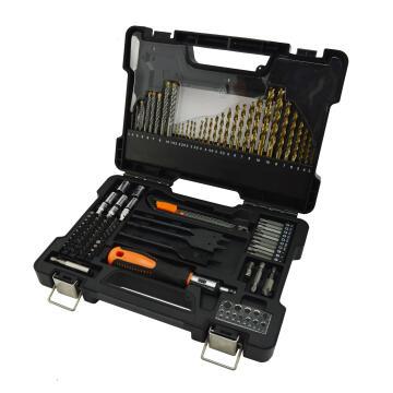 Set of drill bits DEXTER PRO 100 pieces