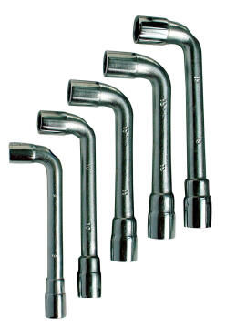Set Of 5 Pipe Wrench Dexter