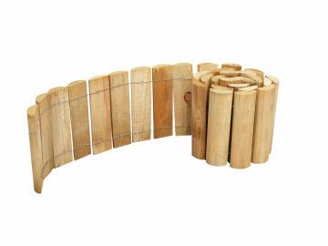 Garden Border Log roll Siloux 20 cm X 180 cm