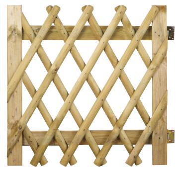 Gate Wooden Pony - 100 cm X 100 cm