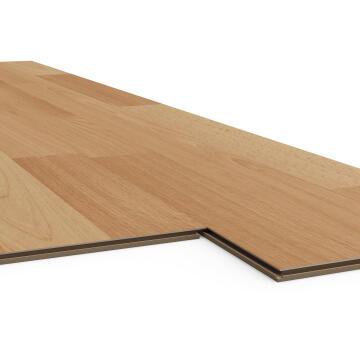Laminate Flooring Beech 3-Strip 1290x194x6mm (3.003m2/box)