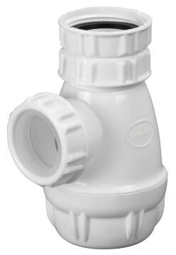 Bottle trap EQUATION short plastic