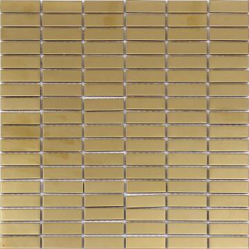 MOSAIC ARTENS CHARLY GOLD (BRUSHED) 8MM