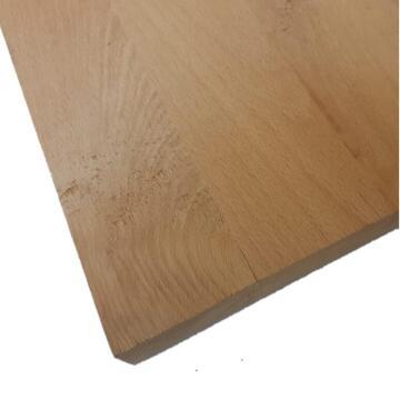Decorative Shelf Rustic Beech Wood 32mm thick-250x250mm
