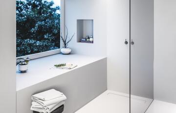Tileable waterproof niche - Interior Dims 40 x 30 cm - 9 cm of depth
