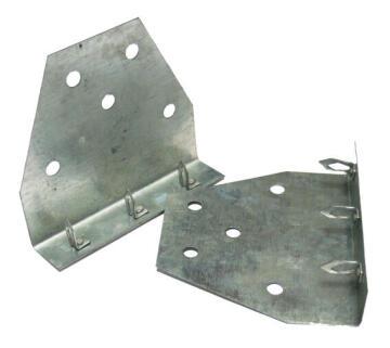 WALL ANCHOR BRACKETS (BAG OF 2)