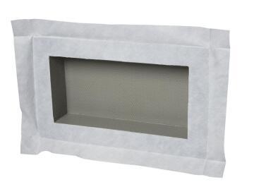 Tileable waterproof niche - Interior Dims 40 x 20 cm - 9 cm of depth