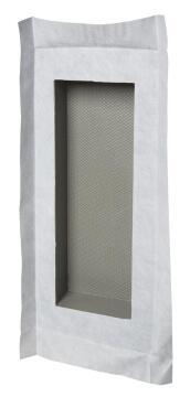 Tileable waterproof niche - Interior Dims 80 x 25 cm - 9 cm of depth