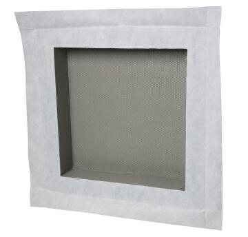 Tileable waterproof niche - Interior Dims 40 x 40 cm - 9 cm of depth