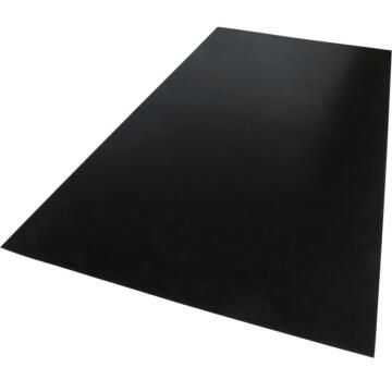 PVC Foam Board Black 3mm thick-2440x1220mm