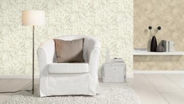 WALLPAPER FINCA DARK BEIGE 10.5MX53CM