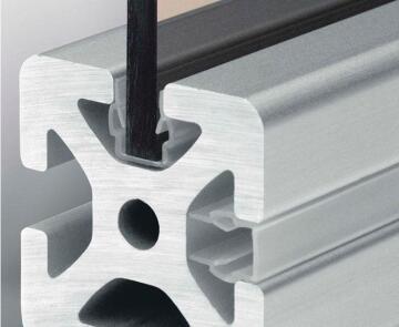 Reducing profile for Aluminium square rail-2000mm
