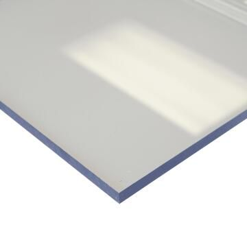 Sheet Polycarbonate Clear 2mm thick-1000x1000mm