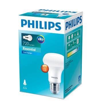 ESS LED 7W E27 6500K 230V R63