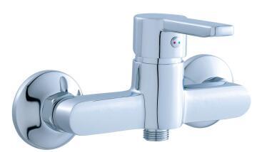 Shower mixer Buton chrome SENSEA sedal 35mm