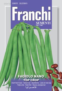 Seed, Bean/ Top Crop, FRANCHI SEMENTI