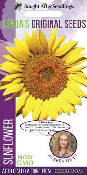 Seed, Sunflower Alto Giallo A Fiore Pieno, FRANCHI SEMENTI