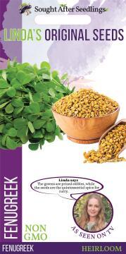 Seed, Fenugreek, FRANCHI SEMENTI
