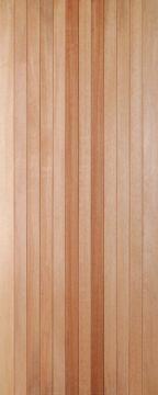 Exterior Door Meranti Double Balanced-w813xh2032mm