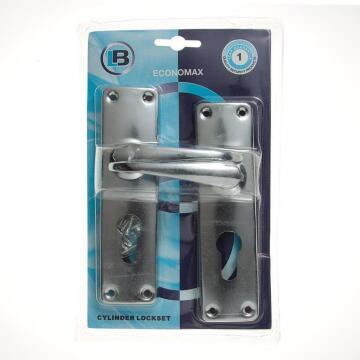 Lockset cylinder economax