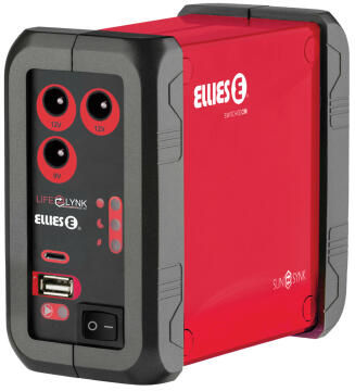 cube mini connectivity power pack 105wh
