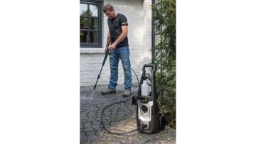 High Pressue Cleaner, 1400W, 390L/Hour, POWERPLUS, 110 Bar Max