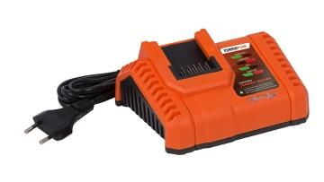 Battery Charger, POWERPLUS, 20/ 40V, Excludes Battery