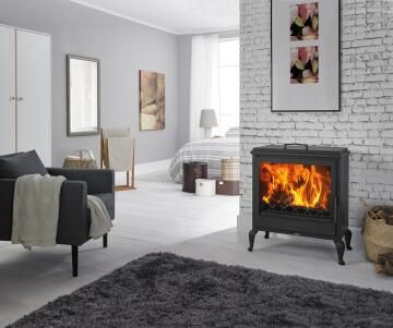 FIREPLACE AUBE ECODESIGN