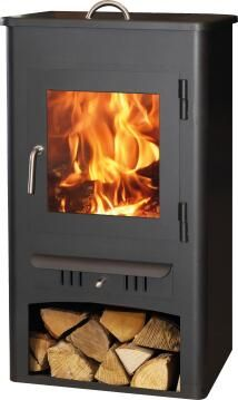 Fireplace Wood Stove PANADERO Sieana