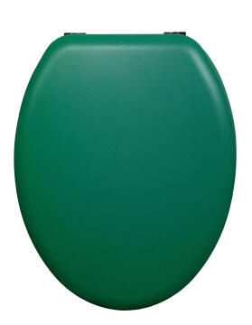 Toilet seat Pop zink alloy hinge SENSEA mint matt