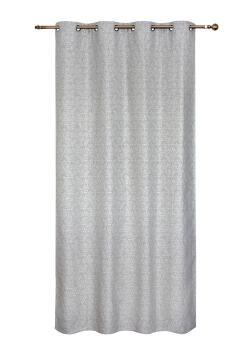 Curtain Eyelet Windsor Cream 140x260cm