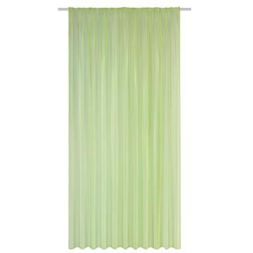 VOILE NEW ATRIA GREEN 140X260CM