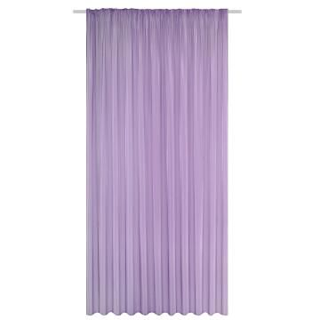 VOILE NEW ATRIA PURPLE 140X260CM