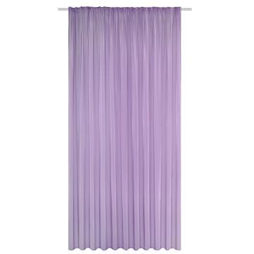 Voile Crutain Atria Purple 140x260cm