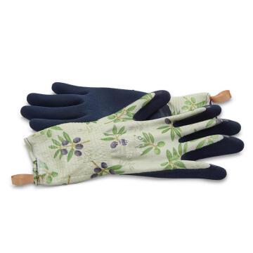 Gloves, Garden Gloves, Premier Olive, TOPLINE, Nr9 Large