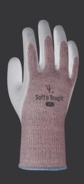 Gloves, Garden Gloves, Evergreen, TOPLINE, Nr9 Large