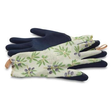 Gloves, Garden Gloves, Premier Olive, TOPLINE, Nr8 Medium
