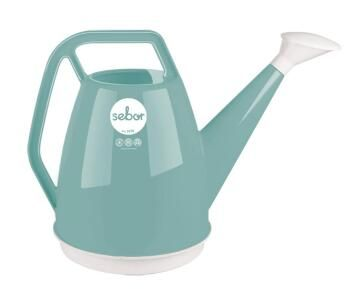Watering Can, Teal, SEBOR, 5 Liter