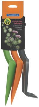 Handtools, Garden Hand Tool Set Plastic, TRAMONTINA, 3 Piece