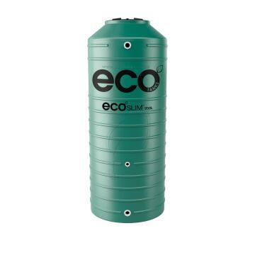 Tank, Water Tank, Green, ECO TANKS, 950 liter Ecoslim