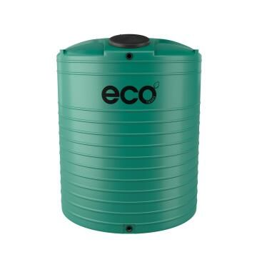 Tank, Water Tank, Green, ECO TANKS, 5000 liter