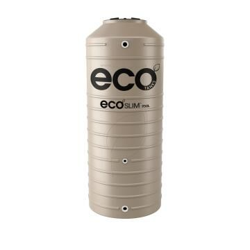 Tank, Water Tank, Vertical, Ecoslim, ECO TANKS, 950 liter