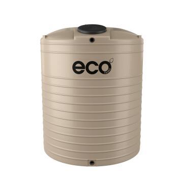 Tank, Water Tank, Beige, ECO TANKS, 5000 liter